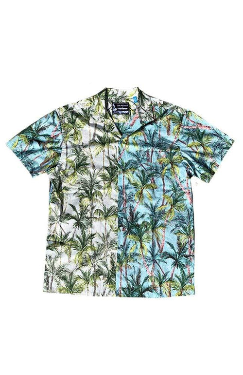 Tori Richard Men's Aloha Shirts Multi / Small Island Snow Hawaii x Tori Richard Standard Fit Aloha Shirt - Mixed Up Coco Vida