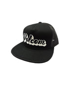 volcom-hats-black-one-size-womens-volcom-trucker-hat-salt-and-sun-front