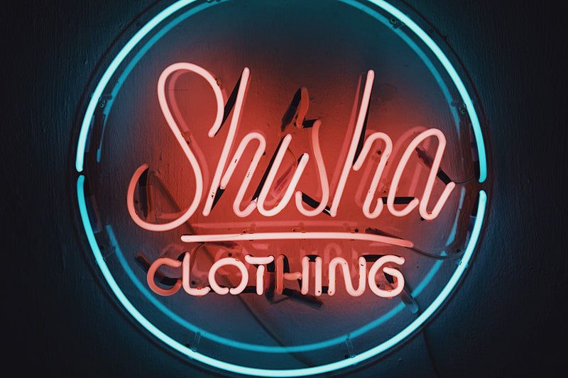 REOPENING: SHISHA Clothing Store in Hamburg 📍🎉