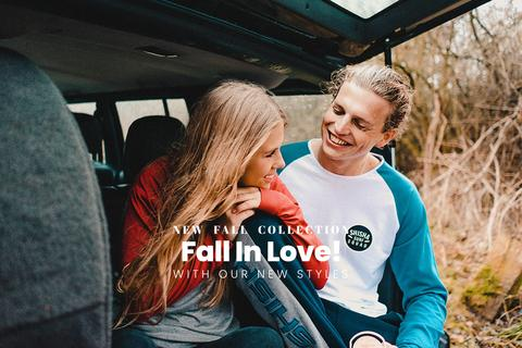 FALL IN LOVE! SHISHA Collection Fall 2019