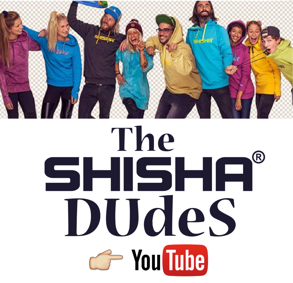 """THE SHISHA DUDES"" YOUTUBE KANAL 