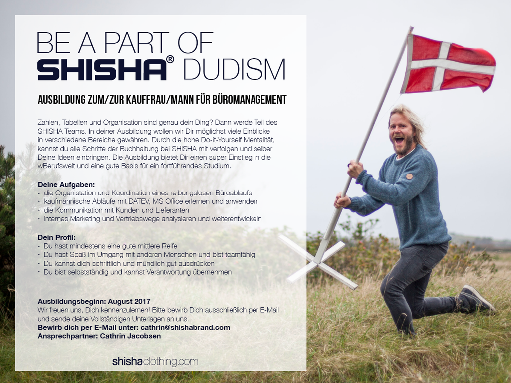 BE A PART OF SHISHA DUDISM