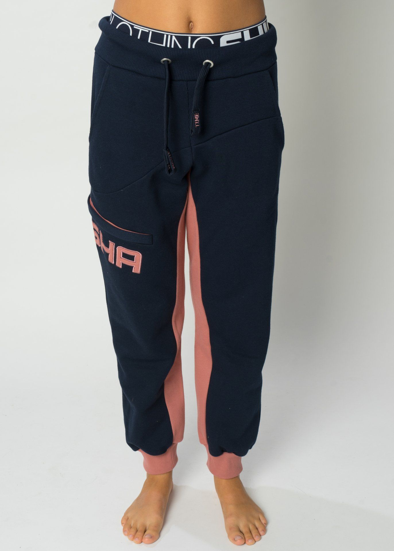 Pant SUNDAG Navy/LightMahagony