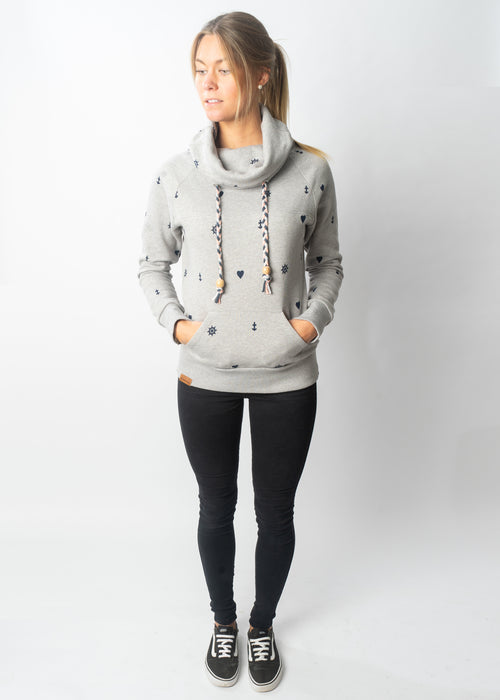Hooded GEMUUTLICH AshNavy