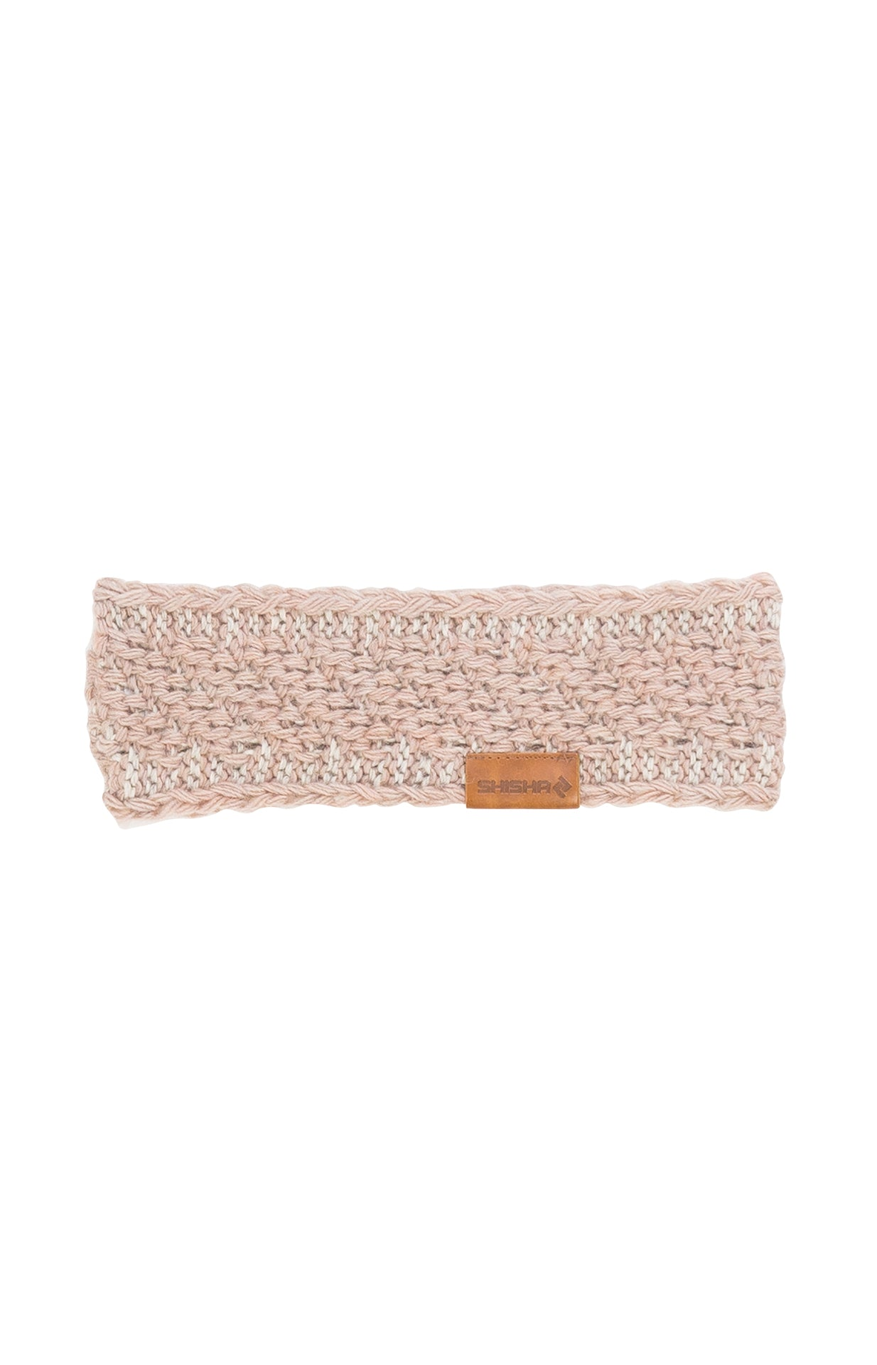 Headband STEERN Rose/Creme
