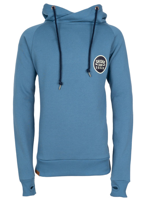 Hooded ICON Blue