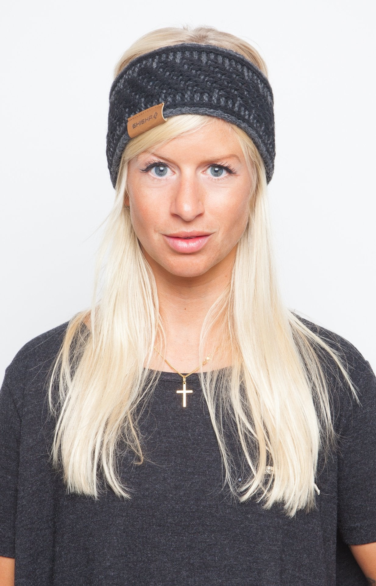 Headband STEERN Black/Anthracite