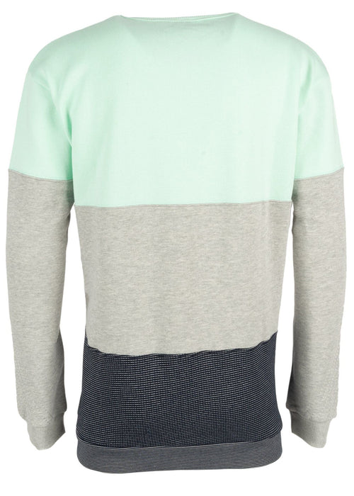Sweater KLÖNDÖR SeaBlue/LightAsh/BlueStriped