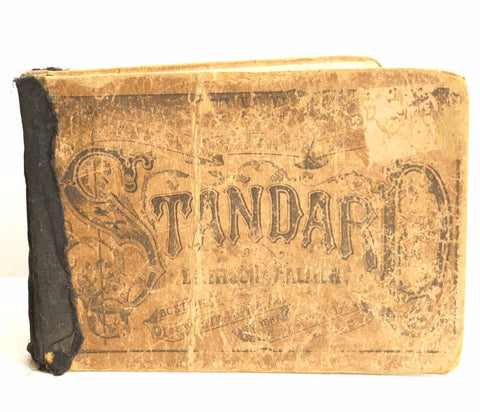 "Vintage ""The Standard: A Collection of Sacred and Secular Music"" Song Book (c.1872) - ThirdShiftVintage.com"