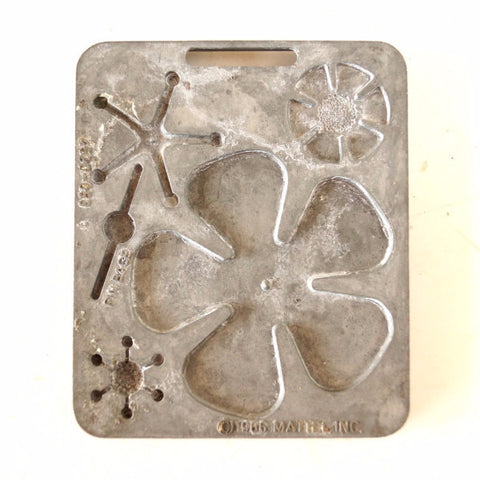 Vintage Fun Flowers Creepy Crawler Mold for Mattel Thingmaker #4520-053 (c.1966) D - ThirdShift Vintage