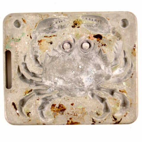 Vintage Giant Creepy Crawlers Crab Mold for Mattel Thingmaker #4490-059 (c.1964) H - ThirdShift Vintage