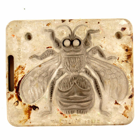 Vintage Giant Creepy Crawlers Bee or Fly Mold for Mattel Thingmaker #4490-057 (c.1964) H - ThirdShiftVintage.com