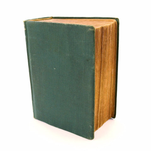 Vintage 1919 Nouveau Petit Larousse Illustre French Illustrated Dictionary (c.1919) - thirdshift