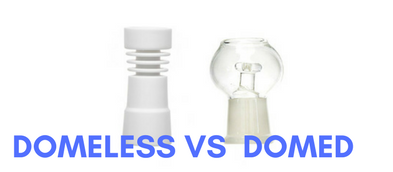 dome vs domeless nails