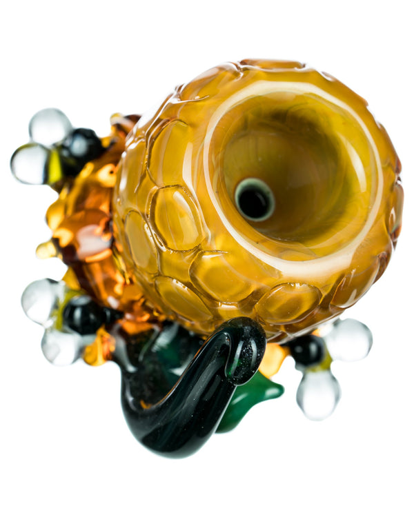 Beehive Glass Bowl Empire Glassworks - Head Shop Headquarters