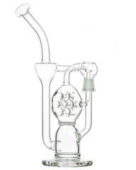 HeadshopHQ - The Swisscycler Honeycomb to Swiss Perc Recycler HeadshopHQ - Head Shop Headquarters