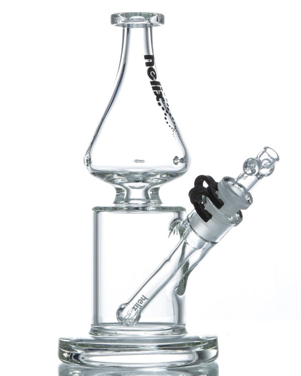 Helix Nano Clear Straight Tube Grav Labs