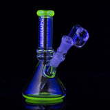 "UPC - 7"" Swirl Mini Beaker Banger Hanger UPC - Head Shop Headquarters"