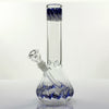 "HeadshopHQ - 12"" Wrap and Rake Beaker with Ice Pinch"