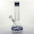 "HeadshopHQ - 12"" Wrap and Rake Beaker with Ice Pinch Head Shop Headquarters - Head Shop Headquarters"