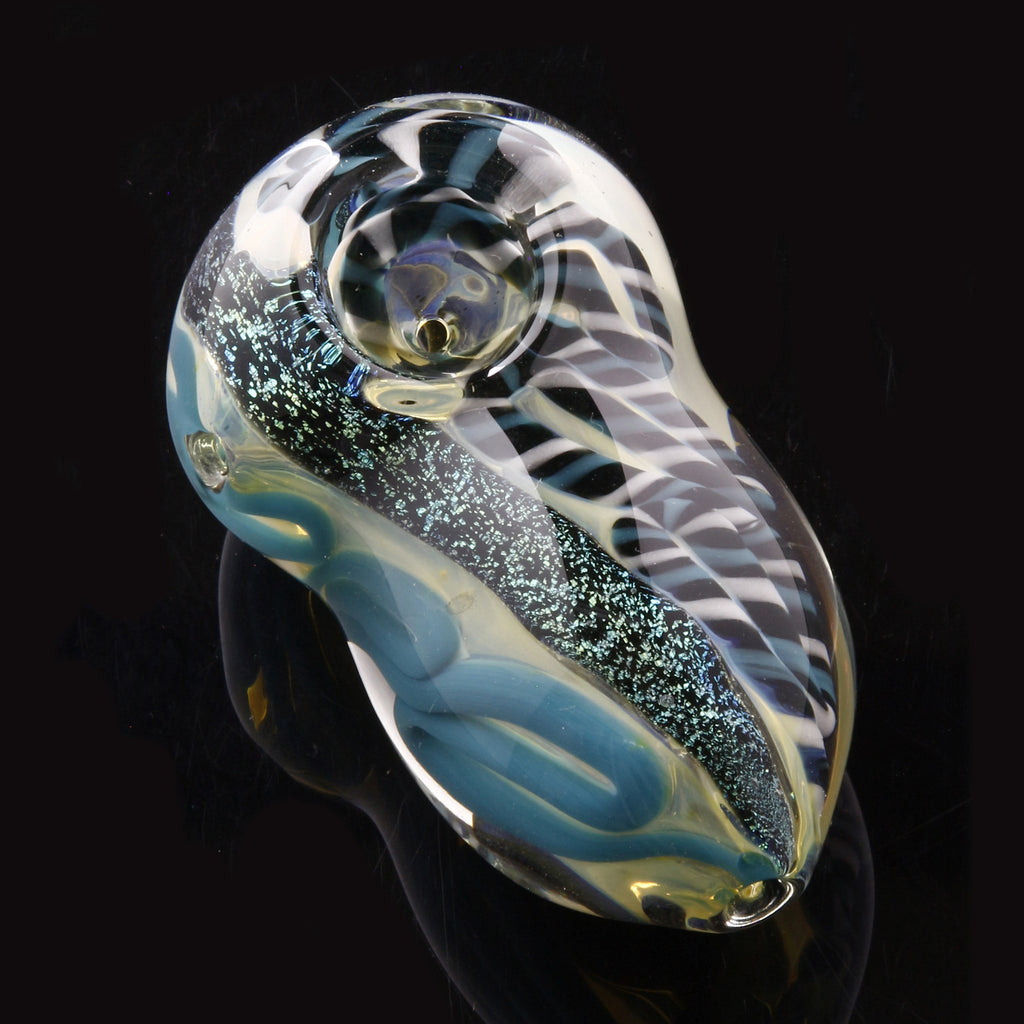 Dichro Ultra Heavy Fumed Egg Glassheads - Head Shop Headquarters