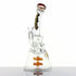 Sesh Supply - Fab egg beaker with dual propeller perc and color accents Sesh Supply - Head Shop Headquarters