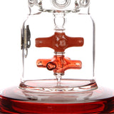 Sesh Supply- Dual Propeller Perc Fab Water Pipe Sesh Supply - Head Shop Headquarters