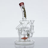 Sesh Supply - Graeae Swiss Recycler with Propeller Perc Sesh Supply - Head Shop Headquarters