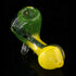 Dichro 2-Color Frit Pipe Glassheads - Head Shop Headquarters