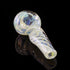 "UPC - 4"" Green Slime color  twisty Hand Pipe Glassheads - Head Shop Headquarters"