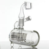 "UPC - 5"" Tank Sidecar Bubbler Rig UPC - Head Shop Headquarters"