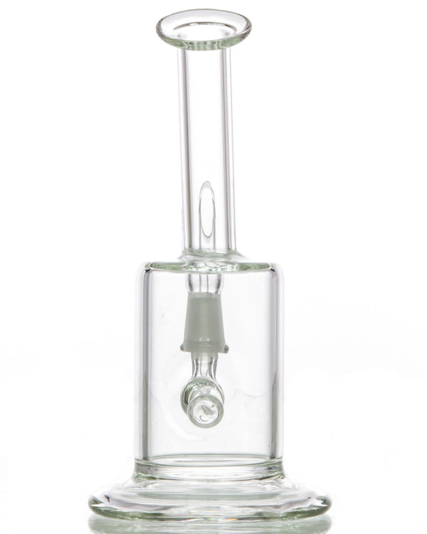small glass water pipe