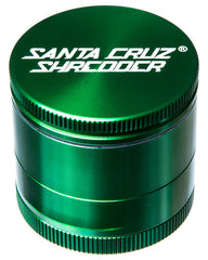 Santa Cruz Shredder - Small 4 Piece Herb Grinder Santa Cruz Shredder - Head Shop Headquarters