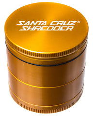 Santa Cruz Shredder - Medium 4 Piece Herb Grinder Santa Cruz Shredder - Head Shop Headquarters