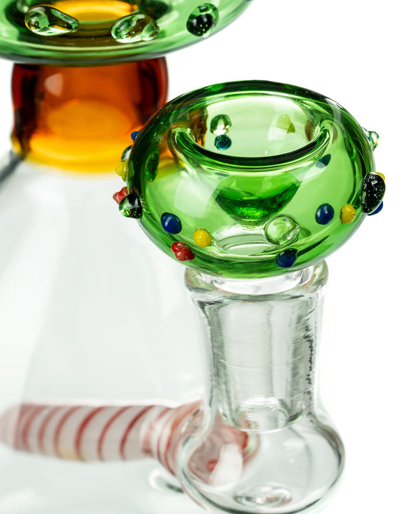 Christmas Tree Bong DankStop - Head Shop Headquarters