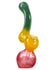 Rasta Colored Bubbler