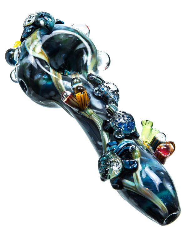 Empire Glassworks Turtle Cove Spoon Pipe
