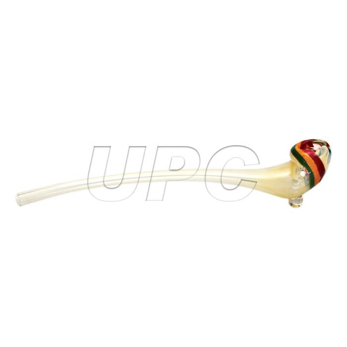 Glassheads Fumed Rasta Gandalf Hand Pipe Glassheads