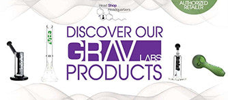 Grav Labs online head shop