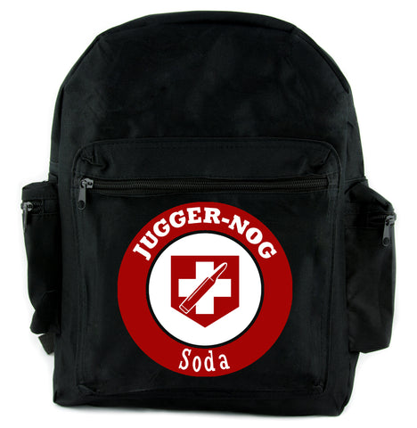 Juggernog Soda Call of Duty Black Ops Zombies Backpack School Bag Alternative Clothing