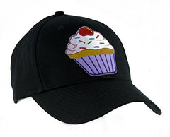 Sexy 2 Broke Girls Cupcake Hat Baseball Cap Alternative Clothing