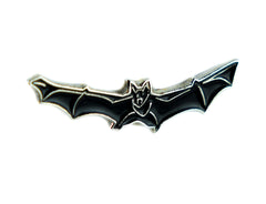 Vampire Bat Lapel Pin Gothic Jewelry Dracula Nosferatu Jacket Pin