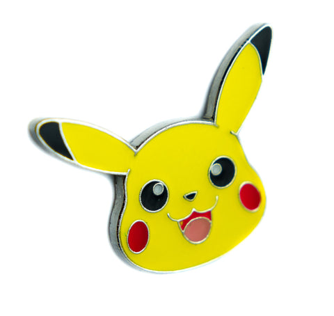 Pikachu Pokemon Go Lapel Pin Alternative Clothing Gamer Gotta Catch'Em All