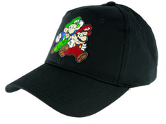Super Mario Bros. Hat Baseball Cap Alternative Clothing Nintendo Gaming