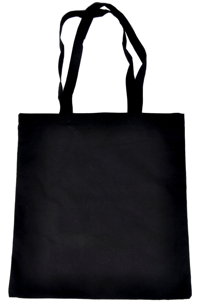 Dark Tourist Tote Bag Death Grief Tourism Alternative Clothing Thanatourism Book Bag