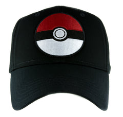 Pokeball Pokemon Go Hat Baseball Cap Alternative Clothing Gotta Catch Em All