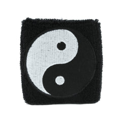 Yin Yang Wristband Sweatband Martial Arts Clothing Bruce Lee MMA