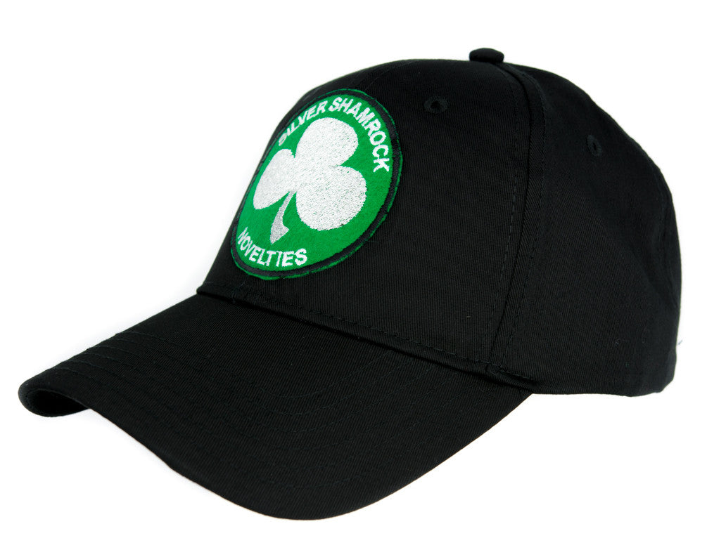ad14b0fe149 Silver Shamrock Halloween III Hat Baseball Cap Season of the Witch  Alternative Clothing