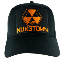 Nuk3town Call of Duty Hat Baseball Cap Alternative Clothing Black Ops Nuketown
