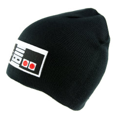 NES Classic Nintendo Game Controller Beanie Alternative Style Clothing Knit Cap